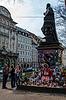 ID 3380411 | Michael Jackson Memorial in München | Foto mit hoher Auflösung | CLIPARTO