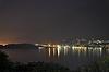 Фото 300 DPI: Озеро Комо ночью