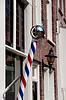 Photo 300 DPI: Barbershop Pole