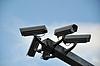 Surveillance Cameras | Stock Foto