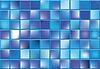 Векторный клипарт: синие блоки