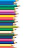Векторный клипарт: Цветные карандаши