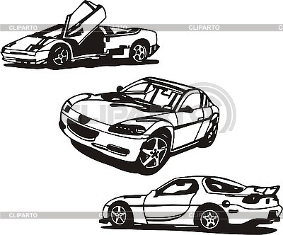 Car Concepts | Stock Vector Graphics |ID 3000630