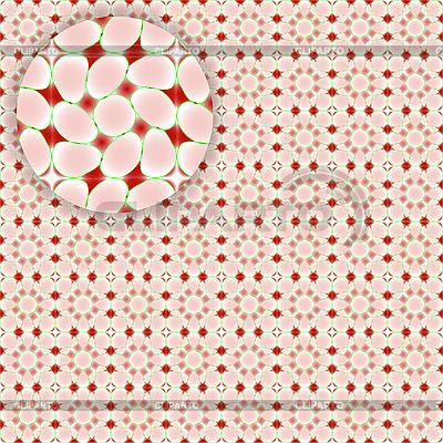 Blumiges nahtloses Muster | Stock Vektorgrafik |ID 3001321