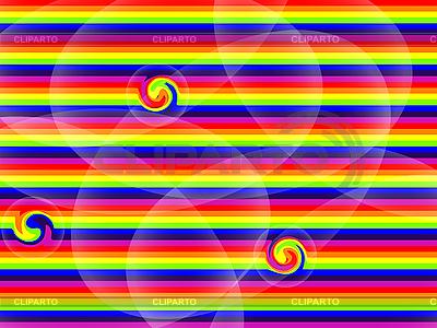 Tęcza mieszane tekstury | Klipart wektorowy |ID 3001379