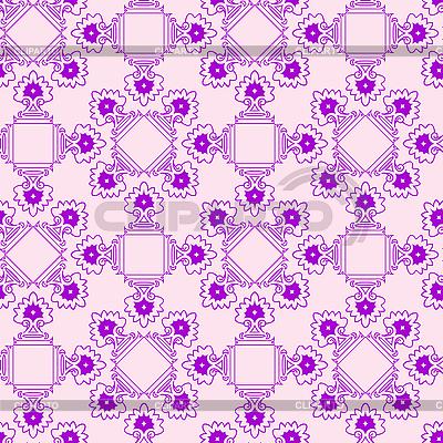 Abstraktes geometrisches nahtloses Muster | Stock Vektorgrafik |ID 3001601