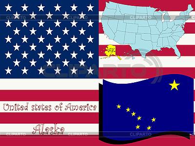 Alaska | Stock Vektorgrafik |ID 3001653
