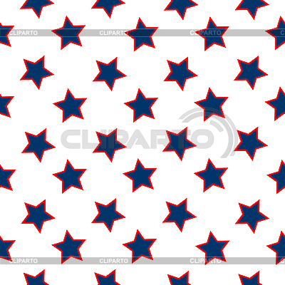 American stars flag pattern | Stock Vector Graphics |ID 3001725
