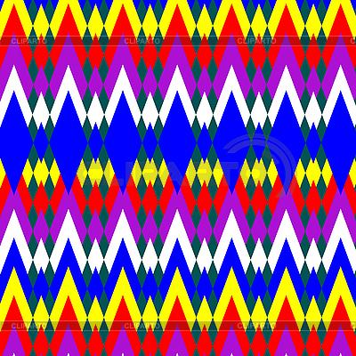 Geometrisches Muster | Stock Vektorgrafik |ID 3001731