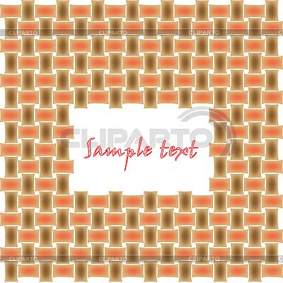 Gespinst-Muster   Stock Vektorgrafik  ID 3002543