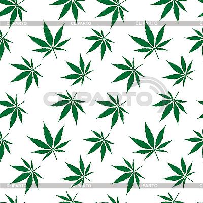 Cannabis szwu przedłużony | Klipart wektorowy |ID 3002907