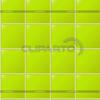 Green ceramics seamless pattern | Stock Vector Graphics |ID 3003881