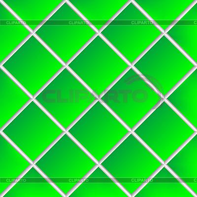 Grüne nahtlose Kacheln-Textur | Stock Vektorgrafik |ID 3003935