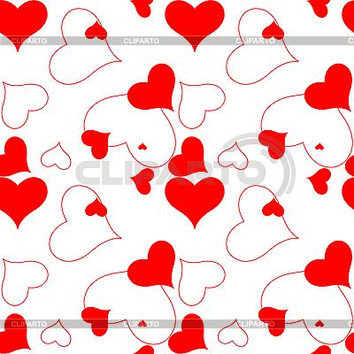 Heart pattern | Stock Vector Graphics |ID 3004089