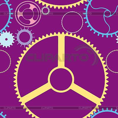 Mechanic gear pattern | Stock Vector Graphics |ID 3004394