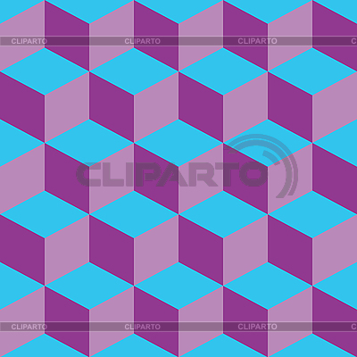 Psychedelic pattern mixed purple and blue | Stock Vector Graphics |ID 3004773