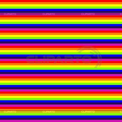 무지개 줄무늬 | 벡터 클립 아트 |ID 3004839