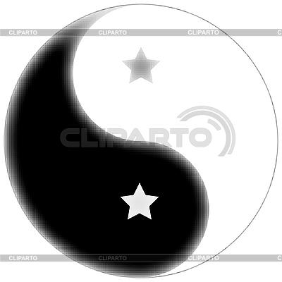 Favoriten Yin Yang | Stock Vektorgrafik |ID 3005410