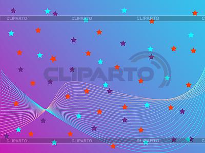 星星抽象背景 | 向量插图 |ID 3005412
