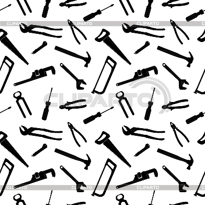 Tools pattern | Stock Vector Graphics |ID 3094450