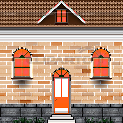 House | Stock Vector Graphics |ID 3188942