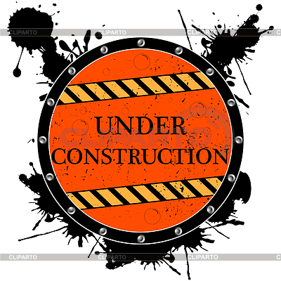 Pod ikoną budowlanej | Klipart wektorowy |ID 3247141
