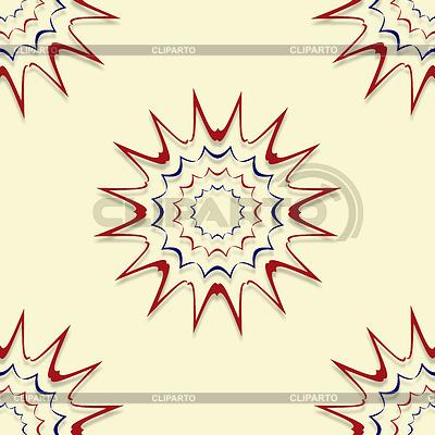 Shadowed splats pattern | Stock Vector Graphics |ID 5482888