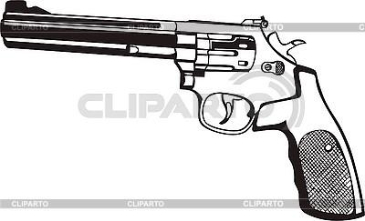 Revolver | Stock Vektorgrafik |ID 3000914