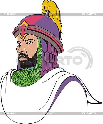 Ancient warrior | Stock Vector Graphics |ID 3001246