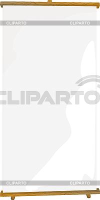 Prezentacja banner roll-up | Klipart wektorowy |ID 3001802