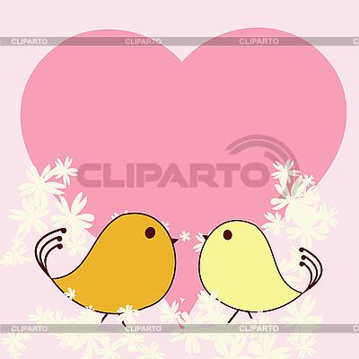 Valentines Day card | Klipart wektorowy |ID 3001910