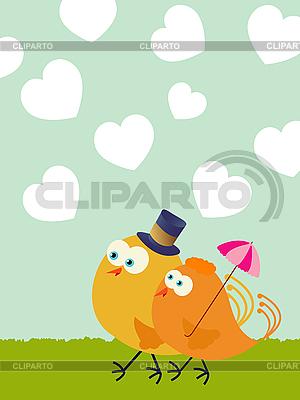 Karta Valentine `s Day | Klipart wektorowy |ID 3001912