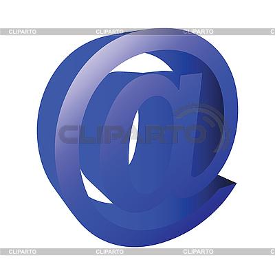 3D E-Mail-Symbol | Stock Vektorgrafik |ID 3001929