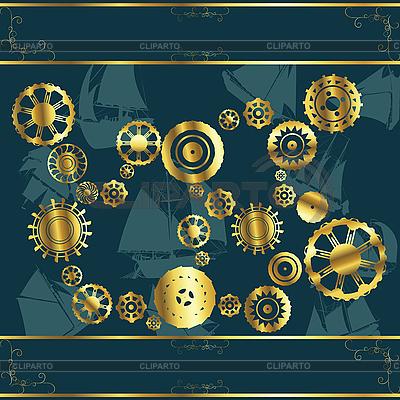 Cogwheel gears   High resolution stock illustration  ID 3002394