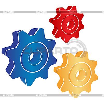 Gears | Stock Vector Graphics |ID 3006046