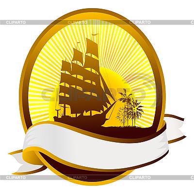 Summer icon | Stock Vector Graphics |ID 3006323