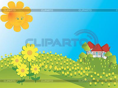 Spring card | High resolution stock illustration |ID 3018088