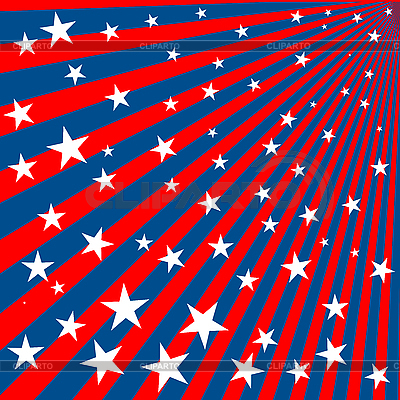 Stars and stripes | Stock Vector Graphics |ID 3018274
