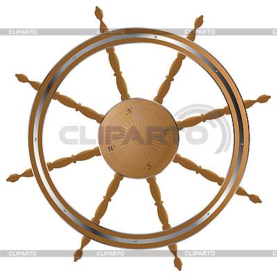 Steering wheel | Stock Vector Graphics |ID 3018325