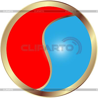 Yin-Yang | Stock Vektorgrafik |ID 3018545