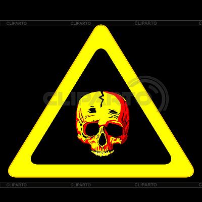 Знак опасности | Векторный клипарт |ID 3018695