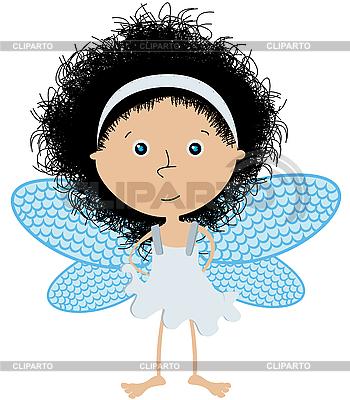 Little angel   Stock Vector Graphics  ID 3022732