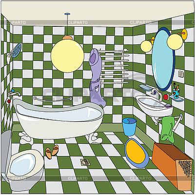 작은 욕실 | 높은 해상도 그림 |ID 3025323