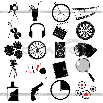 Various web icons | Stock Vector Graphics |ID 3025471