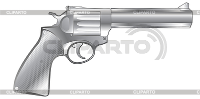 Gun silver | Klipart wektorowy |ID 3025512