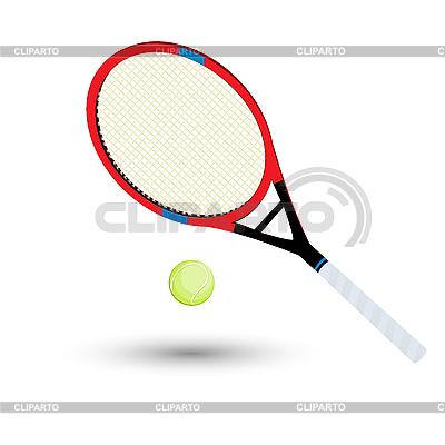 Tennis racket  | Stock Vector Graphics |ID 3032090