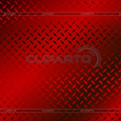 Rotes Metallplatte-Muster | Stock Vektorgrafik |ID 3032232