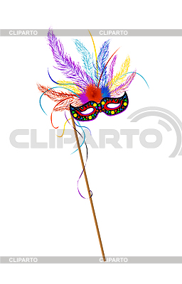 Mardi Grass mask   Stock Vector Graphics  ID 3032280