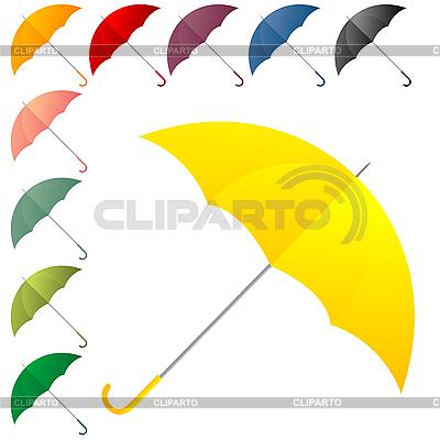 우산 | 벡터 클립 아트 |ID 3032317