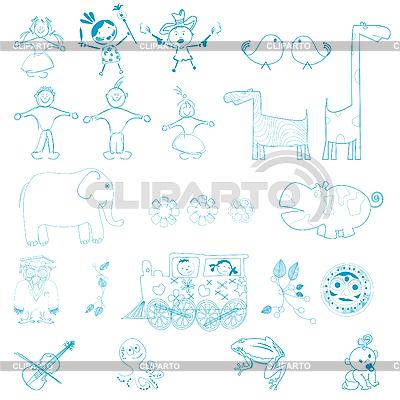 Doodles | Stock Vector Graphics |ID 3035898